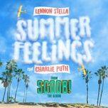 Download nhạc Mp3 Summer Feelings trực tuyến miễn phí