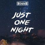 Tải bài hát Just One Night Mp3 về máy