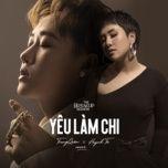 Tải bài hát Mp3 Yêu Làm Chi trực tuyến