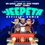 Tải nhạc hot La Jeepeta (Remix) Mp3 miễn phí về điện thoại