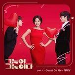 Nghe và tải nhạc Mp3 Count On Me (Men Are Men OST) miễn phí về điện thoại