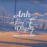 Bài hát Anh Còn Đang Sợ Ế Đây Này (Daruss Và Bi White Remix) về điện thoại