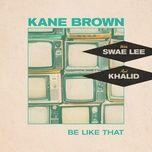 Tải nhạc hot Be Like That (Feat. Swae Lee & Khalid) miễn phí