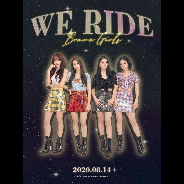 Nghe nhạc We Ride hay nhất