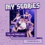 Download nhạc hot My Stories Mp3 chất lượng cao