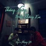 Download nhạc hot Tháng Ngày Buồn Không Em (Rap Version)
