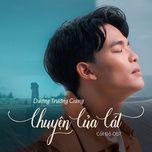 Nghe nhạc hay Chuyện Của Cát (Cát Đỏ OST) trực tuyến