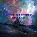 Tải bài hát Happy Birthday Online trực tuyến miễn phí