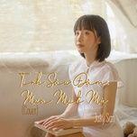 Download nhạc hay Tình Sâu Đậm, Mưa Mịt Mù (Cover) Mp3 trực tuyến