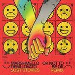 Nghe và tải nhạc hot Ok Not To Be Ok (Lost Stories Remix) về điện thoại