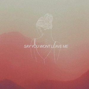 Download nhạc Mp3 Say You Won't Leave Me hot nhất về điện thoại
