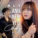 Download nhạc hot Anh Nên Yêu Cô Ấy Beat Mp3 online