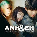 Nghe và tải nhạc hay Anh Và Em (Bí Mật Của Gió OST) nhanh nhất về điện thoại