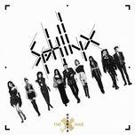 Nghe nhạc SphinX / 歌词 Mp3 trực tuyến