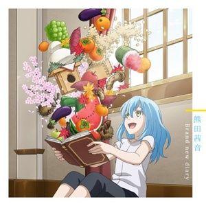 Tải nhạc hot Brand New Diary (Tensura Nikki: Tensei Shitara Slime Datta Ken Opening) trực tuyến miễn phí