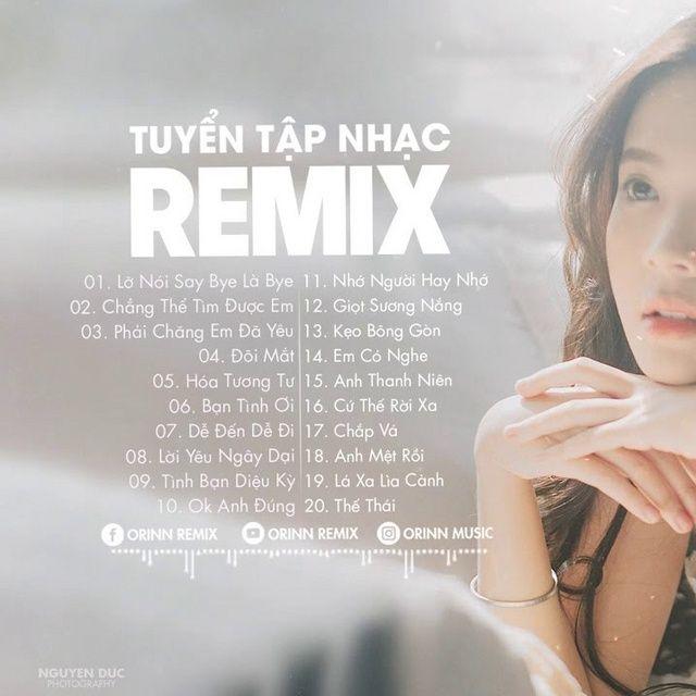 Nhạc Trẻ Remix 2021 Hay Nhất Hiện Nay - Edm Tik Tok Orinn Remix - Lk Nhạc Trẻ Remix 2021 Cực Phiêu