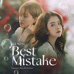 Download nhạc Best Mistake online