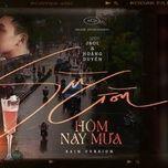 Nghe và tải nhạc Sài Gòn Hôm Nay Mưa (Lofi Rain Version) Mp3 chất lượng cao