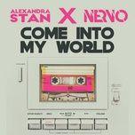 Nghe và tải nhạc Mp3 Come Into My World online miễn phí
