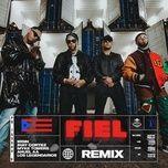 Nghe nhạc Fiel (Remix) Mp3 miễn phí