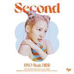 Tải Nhạc Second - Hyo Yeon, Bibi